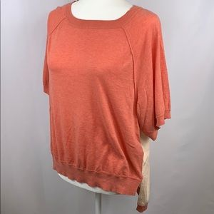 Anthropologie Moth Hi-Lo sweater Size Medium
